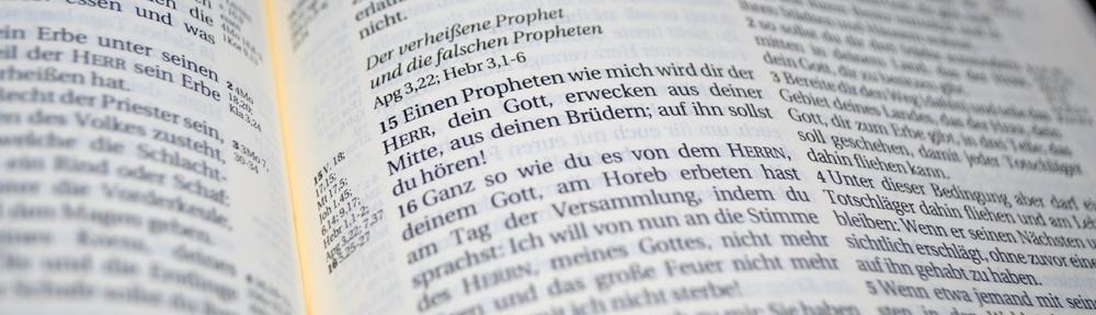 Moderne Propheten
